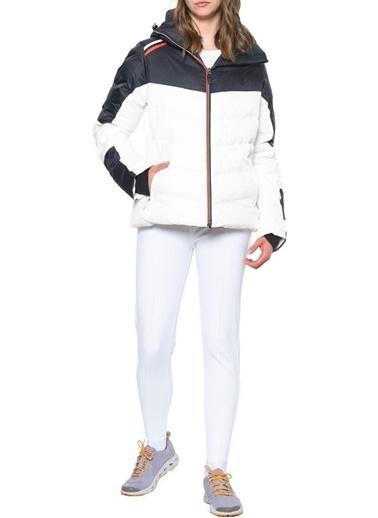 Panthzer  Jamia Kadın Kayak Montu Beyaz